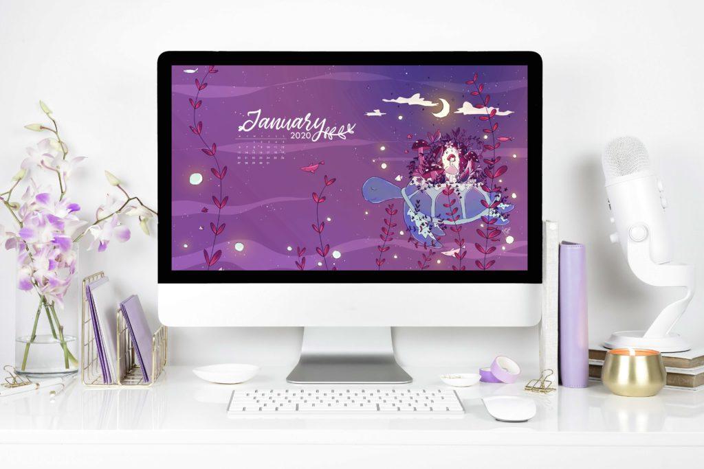 January-Pre-1024x683 Digital Wallpapers