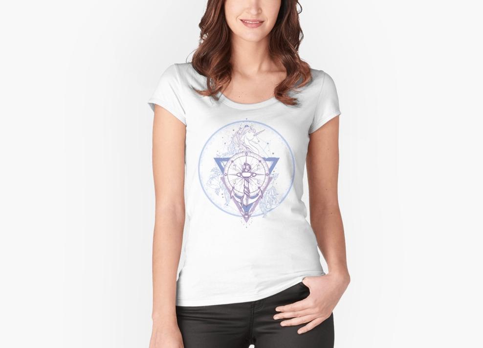 Magical-Hues-Tshirt Magical Hues
