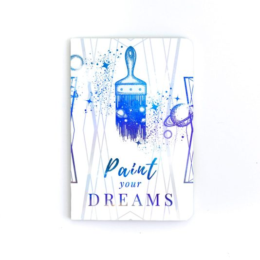 Quaderno Paint Your Dreams