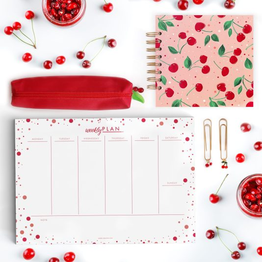 Cherry Love Stationery Kit